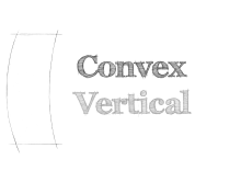 convex vertical
